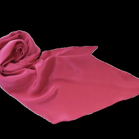 silk scarf fuschia XXL