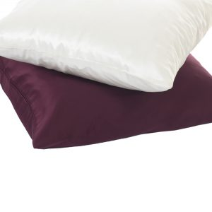 PILLOWCASE – bordeaux
