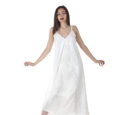 Et si je t'emmenais en Lune de Miel - sequins-blanc