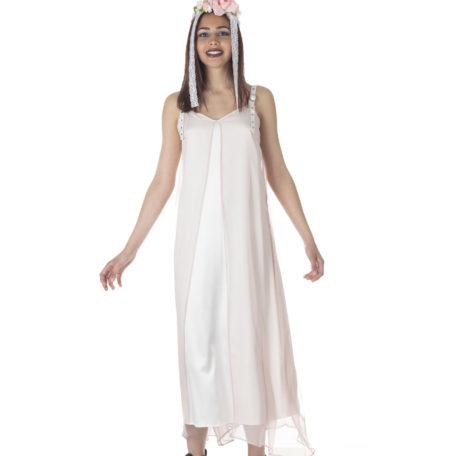 wedding-sleep-dress-pink-silk-slip-fluid