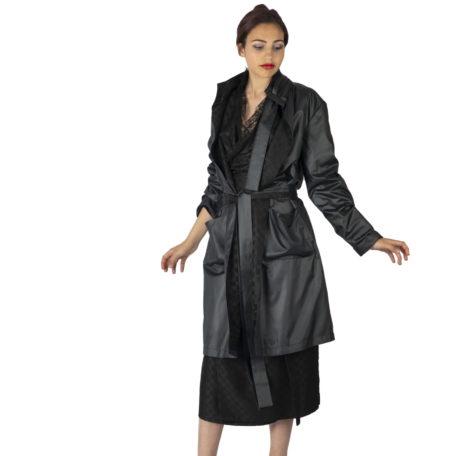 manteau-noir-soie-confort