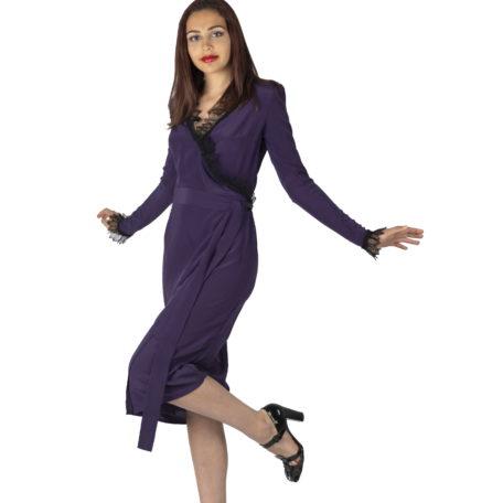wrap-dress-silk-lace-purple